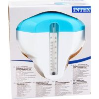 Intex 29043 Dávkovač chloru plovoucí s teploměrem 3