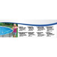 Intex 29053 Kartáč na stěny bazénu Zakřivený 3