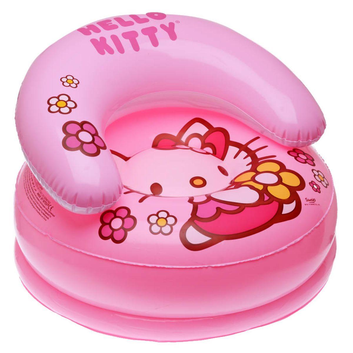 Intex 48508 Hello Kitty Nafukovací křeslo
