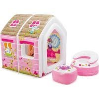 Intex 48635 Nafukovací domeček pro princezny