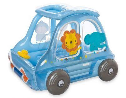Intex 48661 Nafukovací auto s míčky