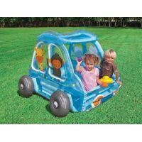 Intex 48661 Nafukovací auto s míčky 2