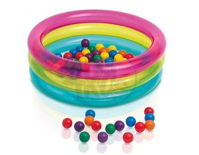 Intex 48674 Nafukovací bazén s míčky