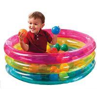 Intex 48674 Nafukovací bazén s míčky 2