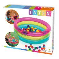 Intex 48674 Nafukovací bazén s míčky 4