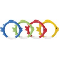Intex 55507 Kroužky v designu rybiček potápěcí