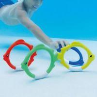 Intex 55507 Kroužky v designu rybiček potápěcí 2