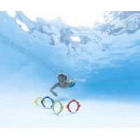 Intex 55507 Kroužky v designu rybiček potápěcí 3