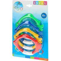 Intex 55507 Kroužky v designu rybiček potápěcí 4