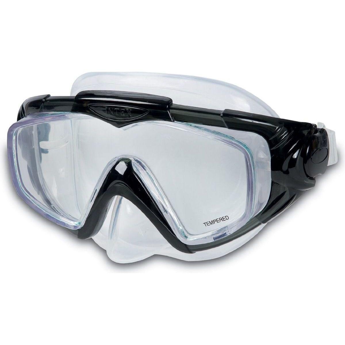Intex 55981 Potápěčské brýle Aqua - Černá
