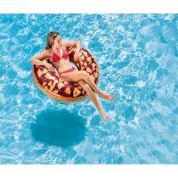 Intex 56262 Nafukovací kruh Čokoládový donut 2