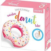 Intex 56265 Nafukovací kruh donut 4