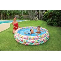 Intex 56440 Bazén tříkomorový 2
