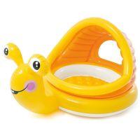 Intex 57124 Dětský bazének nafukovací šnek