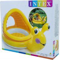 Intex 57124 Dětský bazének nafukovací šnek 5