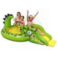 Intex 57132 Hrací centrum Krokodýl
