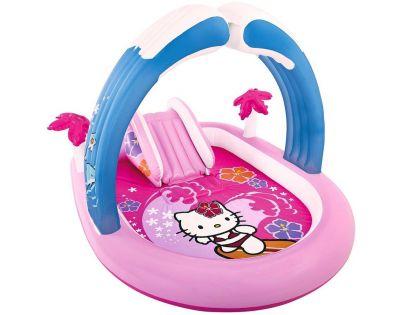 Intex 57137 Hello Kitty Nafukovací hrací centrum