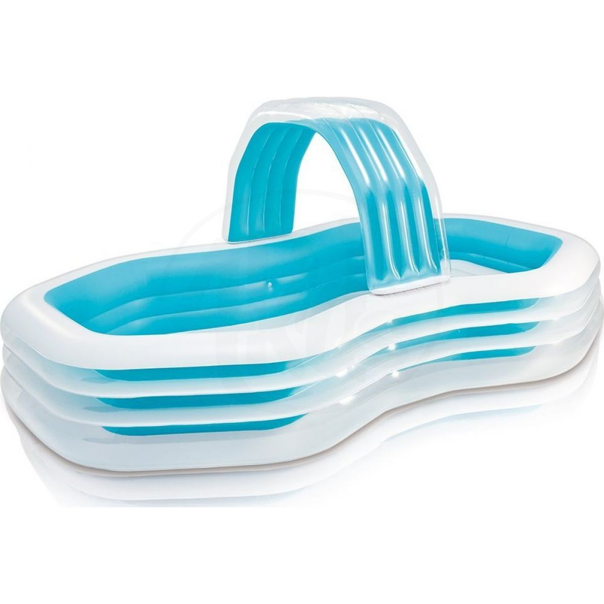 Intex 57198 Family Cabana Pool bazén 310 x 188 x 130 cm