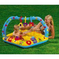 INTEX 57401 - Bazének s hrazdičkou