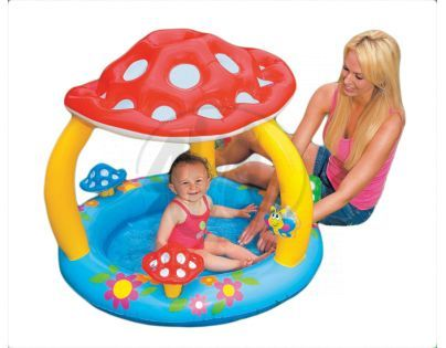 INTEX 57407 - Bazén muchomůrka