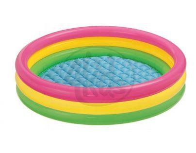 INTEX 57412 - Baby bazén s nafukovacím dnem