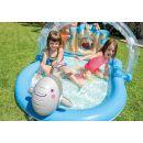 Intex 57421 Bazénové hrací centrum s fontánkou 4