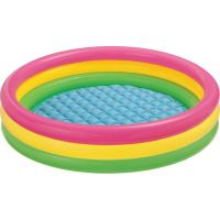 INTEX 57422 - Bazén s nafukovacím dnem