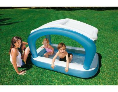 Intex 57423 Nafukovací bazén obdelník se stříškou