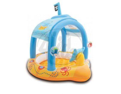 Intex 57426 Dětský bazének Pirát se stříškou