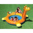 Intex 57434 Nafukovací bazének žirafa 2