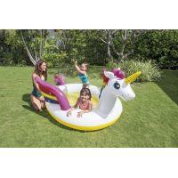 Intex 57441 Dětský bazén jednorožec 2