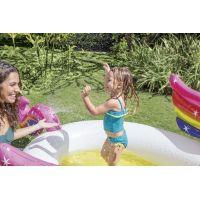 Intex 57441 Dětský bazén jednorožec 3