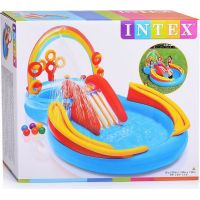 Intex 57453 Nafukovací hrací centrum 297x193x135 cm 3