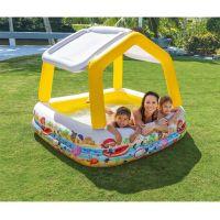 Intex 57470 Bazén Oceán se střechou žlutý 3