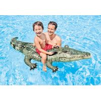 Intex 57551 Vodní vozidlo krokodýl 170x86cm 2