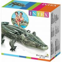 Intex 57551 Vodní vozidlo krokodýl 170x86cm 3