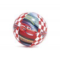Intex 58053 Nafukovací míč Cars 61cm kostkovaný