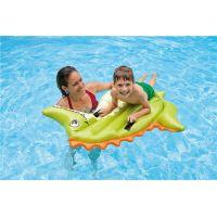 Intex 58151 Matrace plovací do vody s úchyty - Krokodýl 2