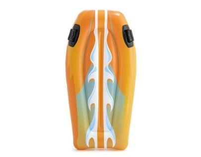 Intex 58165 Nafukovací matrace s úchyty Oranžová