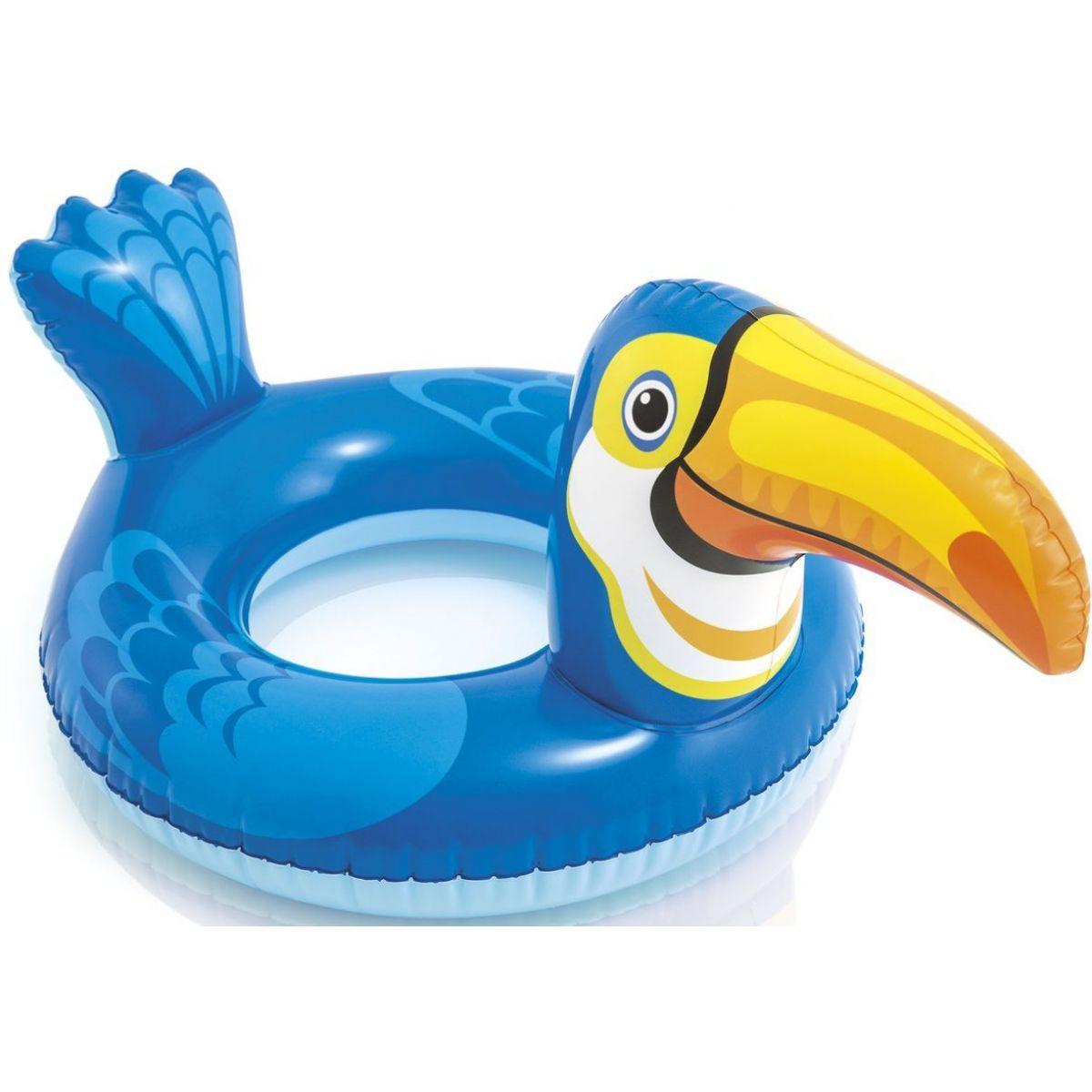 Intex 58221 Plavací kruh Zvířátka Tukan