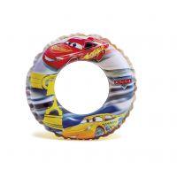 Intex 58260 Cars Plavací kruh 51cm Blesk McQueen a Dinoco