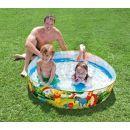 Intex 58475 Bazén Medvídek Pú a přátelé 2