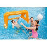 Intex 58507 Branka do bazénu 124 x 86 cm Oranžová 2