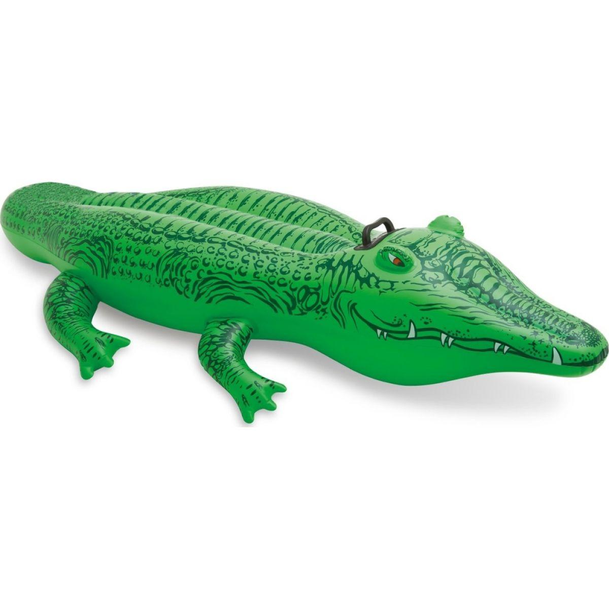 Intex 58546 Vodní vozidlo krokodýl