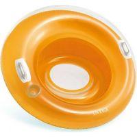 Intex 58883 Sedátko kruh Oranžová