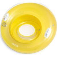 Intex 58883 Sedátko kruh Žlutá