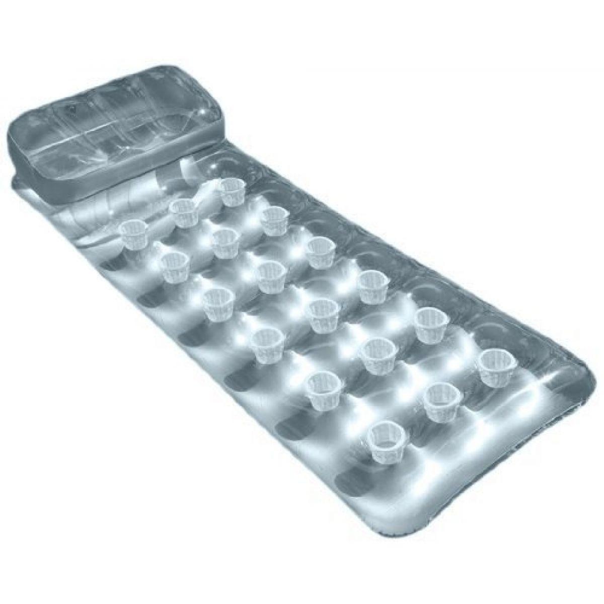 Intex 58894 Nafukovací stříbrná matrace
