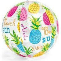 Intex 59040 Nafukovací barevný míč 51cm Ananas