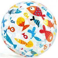 Intex 59040 Nafukovací barevný míč 51cm Ryby