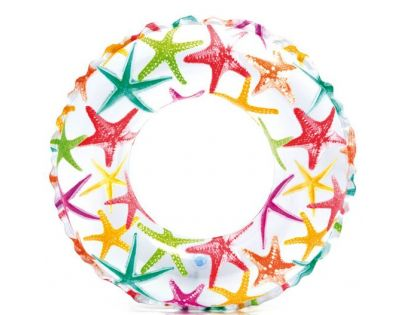 Intex 59230 Plovací kruh 51cm hvězdice